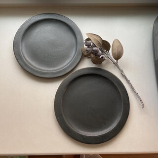 イッタラ(iittala)のよしざわ窯 プレート 2枚セット(食器)