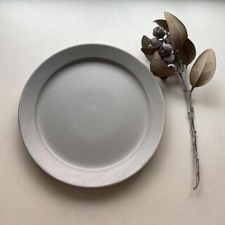 イッタラ(iittala)のSAKUZAN プレート グレー(食器)