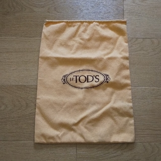 トッズ(TOD'S)のTOD'S シューズ袋 靴袋 シューズ収納(ショップ袋)