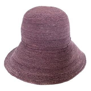 ヘレンカミンスキー(HELEN KAMINSKI)のヘレンカミンスキー 帽子 ダークブラウン(その他)