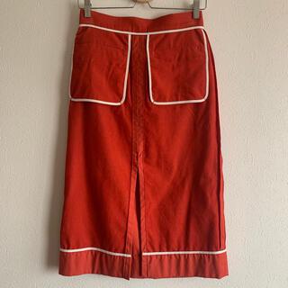 オキラク(OKIRAKU)のタイトスカート(ひざ丈スカート)