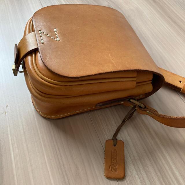 HERZ(ヘルツ)のヘルツ ショルダーバッグ メンズのバッグ(ショルダーバッグ)の商品写真