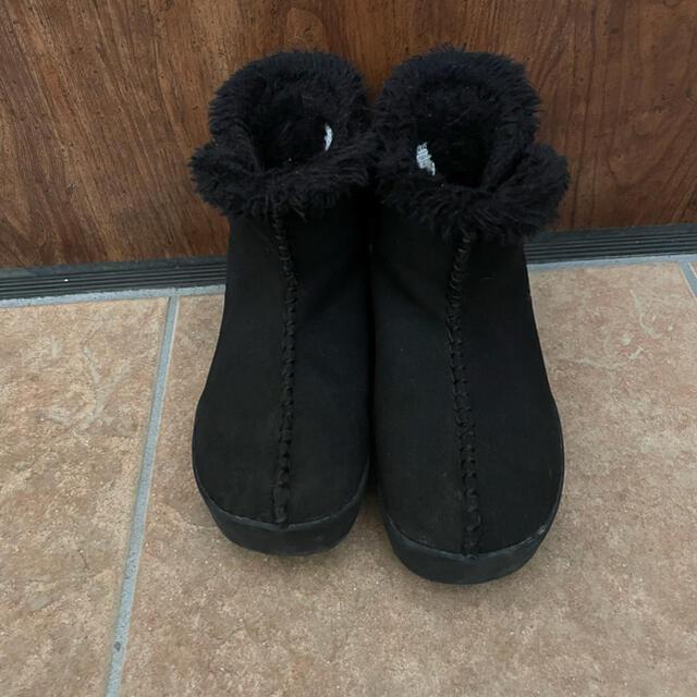 THE NORTH FACE(ザノースフェイス)のノースフェイス ブーツ kids キッズ/ベビー/マタニティのキッズ靴/シューズ(15cm~)(ブーツ)の商品写真