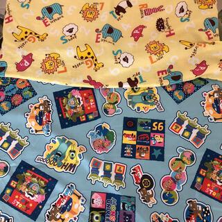 ディズニー(Disney)の掛け布団カバー ファスナータイプ(シーツ/カバー)