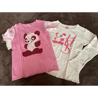 ヒステリックグラマー(HYSTERIC GLAMOUR)のセット売り ヒステリックグラマー ロンT 子供服 140(Tシャツ/カットソー)