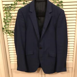 スーツカンパニー(THE SUIT COMPANY)の春夏用 スーツセレクト 3ピース ネイビー スリムテーパード Y4 165(セットアップ)
