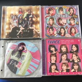 ウェストトゥワイス(Waste(twice))のTWICE CD セット(K-POP/アジア)