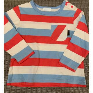 コンビミニ(Combi mini)のコンビミニ 長袖Tシャツ 90(Tシャツ/カットソー)