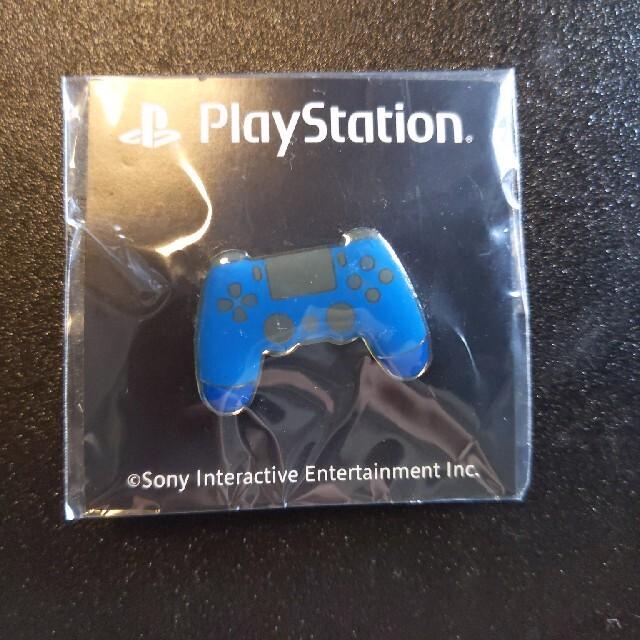 PlayStation(プレイステーション)のPlayStation コントローラー ピンズ  エンタメ/ホビーのゲームソフト/ゲーム機本体(その他)の商品写真