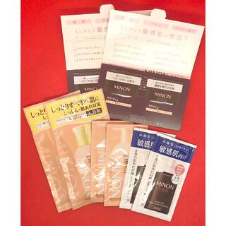 ミノン(MINON)のMINON ミノン 入浴剤+全身シャンプーセット(シャンプー)