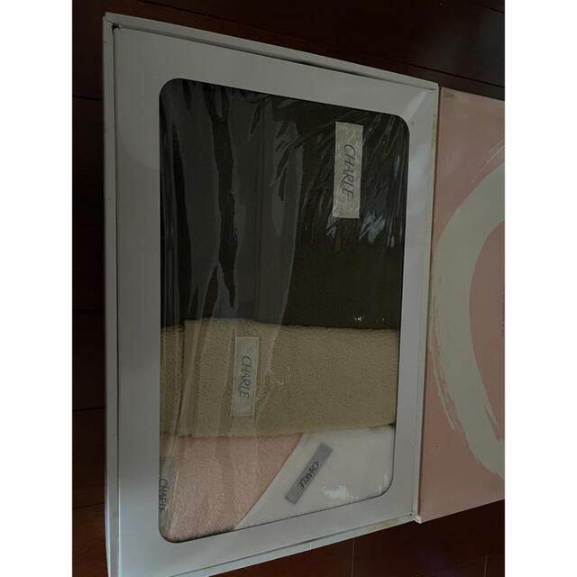 シャルレ(シャルレ)のCHARLE インテリア/住まい/日用品の日用品/生活雑貨/旅行(タオル/バス用品)の商品写真