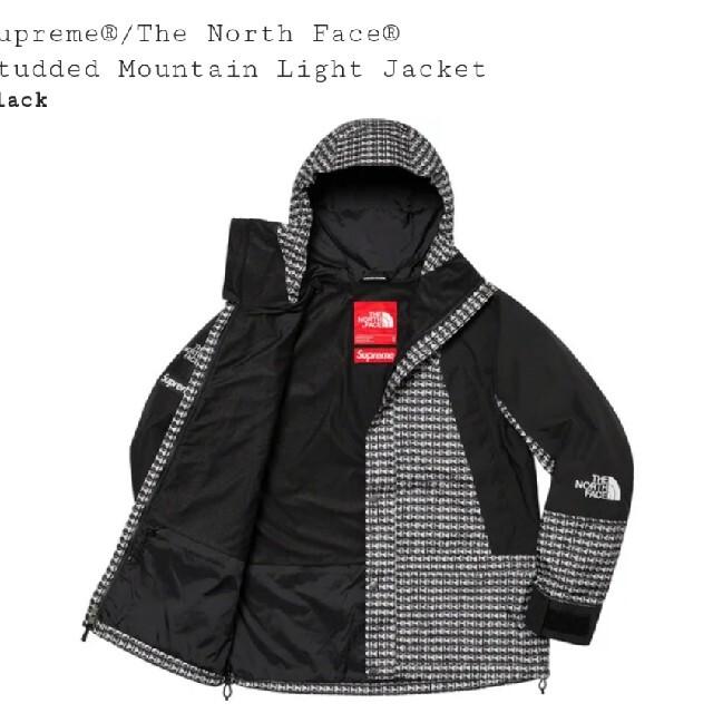 Supreme(シュプリーム)のシュプリーム×ノースフェイス Mサイズ マウンテンライトジャケット メンズのジャケット/アウター(その他)の商品写真