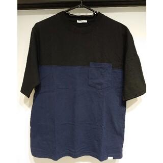 ベイフロー(BAYFLOW)のBAYFLOW ベイフロー Tシャツ 五分袖 M ツートン(Tシャツ/カットソー(半袖/袖なし))