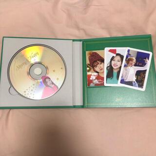 ウェストトゥワイス(Waste(twice))のTWICE メリハピ CD Merry & Happy(K-POP/アジア)