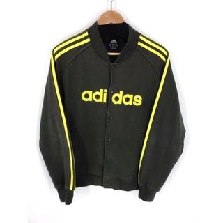 アディダス(adidas)のadidas(アディダス) スウェットスタジャン メンズ アウター ジャケット(スタジャン)