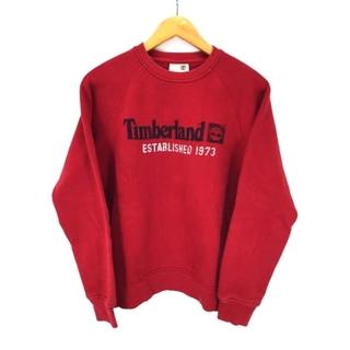 ティンバーランド(Timberland)のTimberland(ティンバーランド) ロゴスウェット メンズ トップス(スウェット)
