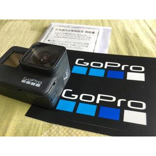 ゴープロ(GoPro)のGo Pro 7 Black 正規品 【アクセサリーセット、予備充電器付き】(コンパクトデジタルカメラ)