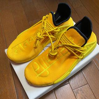 アディダス(adidas)のHu NMD Pharrell Williams NMD ファレル ウィリアムス(スニーカー)