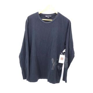 ワイスリー(Y-3)のY-3(ワイスリー) 胸ロゴプリント ロングスリーブシャツ メンズ トップス(Tシャツ/カットソー(七分/長袖))