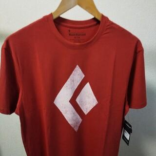 アークテリクス(ARC'TERYX)のBLACK diamond chalkedup tee M(Tシャツ/カットソー(半袖/袖なし))