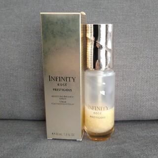 インフィニティ(Infinity)のKOSE インフィニティ プレステジアス セラム インダルジェンス 《美容液》(美容液)