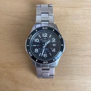 カシオ(CASIO)のCASIO OVERLAND オーバーランド OVW-110(腕時計(アナログ))