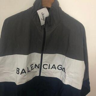 Balenciaga - バレンシアガ トラックジャケット ポプリンシャツ 38