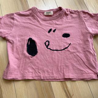 スヌーピー 今期 tシャツ(Tシャツ/カットソー)