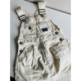 エフオーキッズ(F.O.KIDS)のF.O Kids オーバーオールスカート 90size(その他)