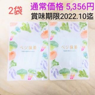 タイショウセイヤク(大正製薬)の大正製薬  ベジ抹茶  3g20包  2袋(健康茶)