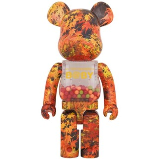 MEDICOM TOY - MY FIRST BE@RBRICK B@BY × AUTUMN LEAVES