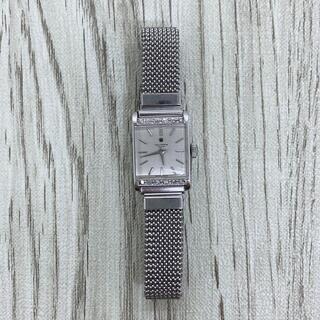 ウォルサム(Waltham)の大幅値下げ!⭐︎ウォルサム ダイヤ プラチナ850 腕時計(腕時計)