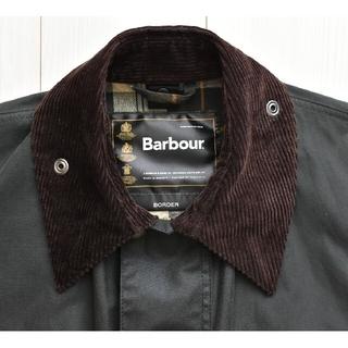 Barbour - 【超美品】Barbour border バブアー ボーダー 36 英国製