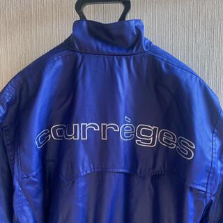 クレージュ(Courreges)のcourreges blue color jumper(ブルゾン)