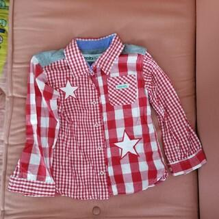ランドリー(LAUNDRY)の薄手星柄シャツ(Tシャツ/カットソー)