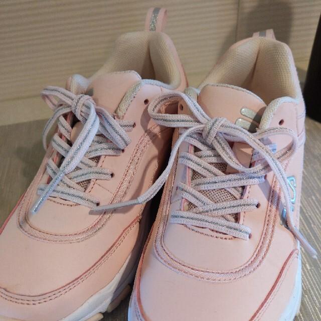 FILA(フィラ)のFILA スニーカー 19センチ キッズ/ベビー/マタニティのキッズ靴/シューズ(15cm~)(スニーカー)の商品写真