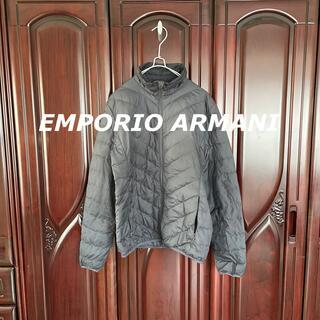エンポリオアルマーニ(Emporio Armani)のアルマーニ ARMANI ダウンジャケット ネイビー 秋 冬(ダウンジャケット)