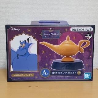 バンダイ(BANDAI)のアラジン魔法のランプ型ライト(キャラクターグッズ)