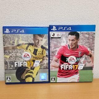 プレイステーション4(PlayStation4)のFIFA 17 PS4(家庭用ゲームソフト)