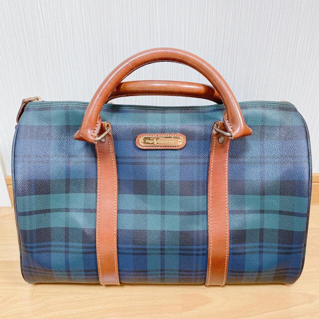 POLO RALPH LAUREN(ポロラルフローレン)のポロラルフローレン ミニボストン レディースのバッグ(ボストンバッグ)の商品写真