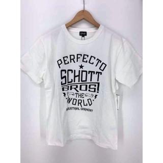 ショット(schott)のSchott(ショット) プリントTシャツ メンズ トップス(Tシャツ/カットソー(半袖/袖なし))