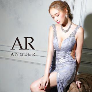 エンジェルアール(AngelR)のAngelR ロングドレス スリット(ロングドレス)