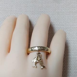 ウノアエレ(UNOAERRE)のウノアエレ 18金リング(サイズ12)(リング(指輪))
