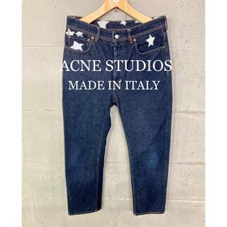 アクネ(ACNE)の美品!ACNE STUDIOS Bla Konst デニム!イタリア製!(デニム/ジーンズ)