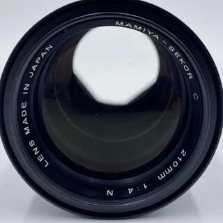 マミヤ(USTMamiya)のMamiya Sekor C 210mm f4 N マミヤ(レンズ(単焦点))