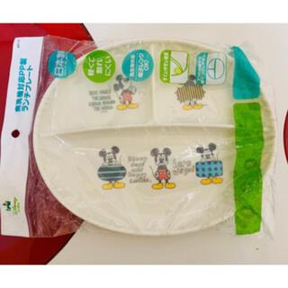 ディズニー(Disney)の新品!SKATER 食洗機対応 ランチプレート ミッキーマウス XP17(プレート/茶碗)