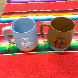 チャムス(CHUMS)の新品 CHUMS Big Round  Mug Cup 2個セット チャムス(食器)