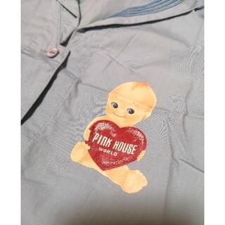 ピンクハウス(PINK HOUSE)のピンクハウス キューピー セーラー セーラー襟 トップス ブラウス 半袖(シャツ/ブラウス(半袖/袖なし))
