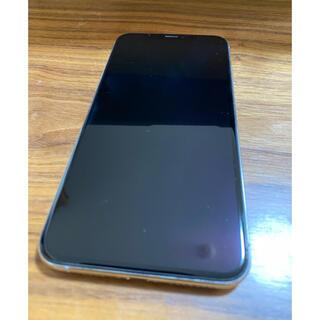 アップル(Apple)のiphone xs max 256GB SIMフリー(スマートフォン本体)