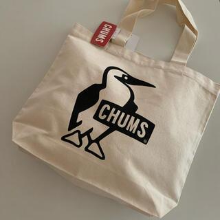 CHUMS - チャムス ブービー キャンバストートバッグ ブラック